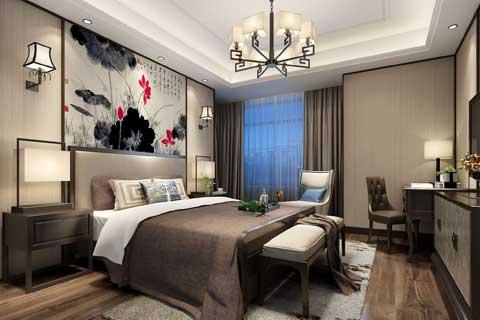 中式风格别墅设计效果图聚合赏析(三)