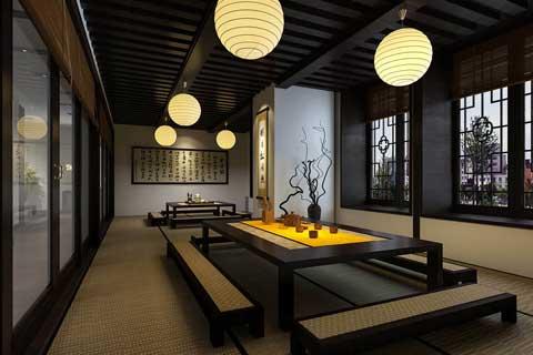 东方禅意风格中式家装设计效果图集锦