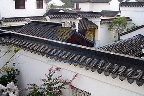 中式建筑住宅-让我们回味中国古典建筑之美