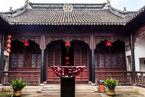 中式文化古建的含义及现代文化对它的重视保护