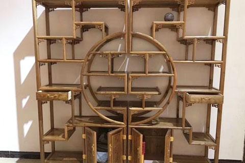 """中式传统红木家具 简单介绍红木家具""""线脚""""及其功能"""