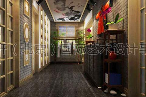 中式装修中植物对中式店面设计有什么影响