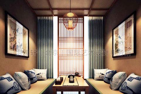 新中式装修风格窗帘有什么特点?我们该如何去装饰它们?