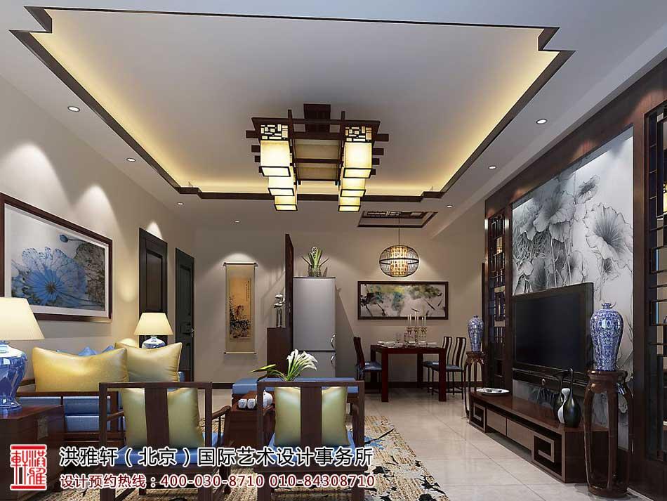中式家装各空间设计效果图集合浏览