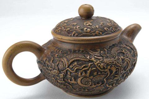 手工紫砂壶与化工壶的区别 如何选择一把好的紫砂壶