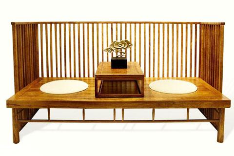 中式家具的制作化繁为简 让中式设计融入东方格调情怀