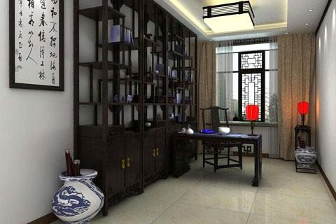 中式装修家装效果图,中式家装效果图