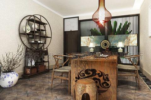 茶楼装修怎么做中式配饰 茶楼装修有哪些中式配饰