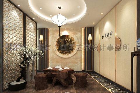新中式茶室该如何设计 新中式茶室如何才有文化气息?