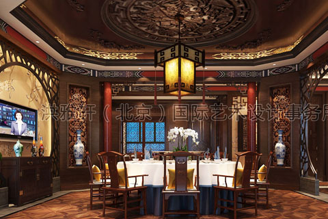 茶楼装修包厢设计 茶楼装修包厢一般设计多少平米?