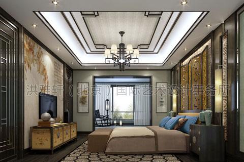 中式家装设计理念细节 中式家装需要遵循的什么设计理念呢