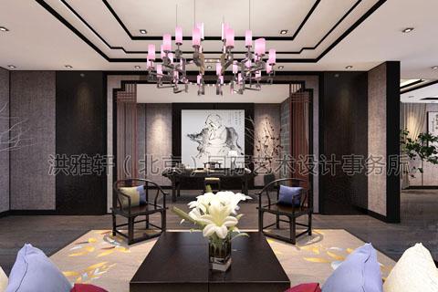 中式茶楼装修各种风格 中式茶楼装修搭配什么色调好些