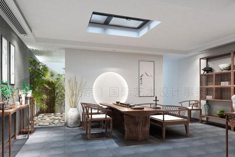 茶楼装修茶室设计 小茶室该如何设计出美好意境