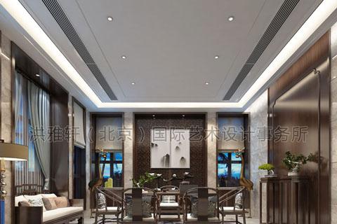 中式茶楼装修设计 该怎么设计中式茶楼装修才能更吸引人