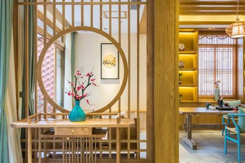 民宿客栈装修设计,用美学来阐释地域特有的文化
