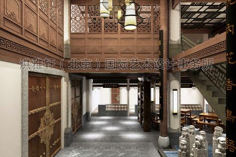 中式茶楼装修怎么设计 中式茶楼怎么装修才能更吸引人