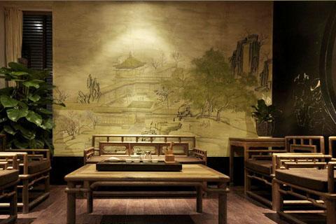 中式装修店铺设计要点 店铺中式装修如何设计更具亲和力