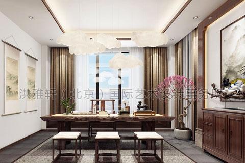 打造浮生度日中式装修茶楼,现代茶楼装修如何设计
