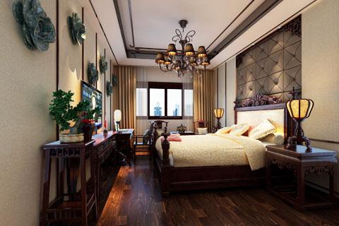 卧室装修图 卧室中式装修图片,卧室中式装修效果图