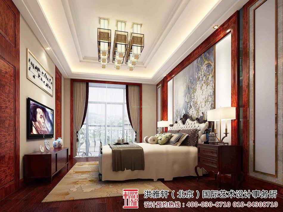 卧室中式装修图2