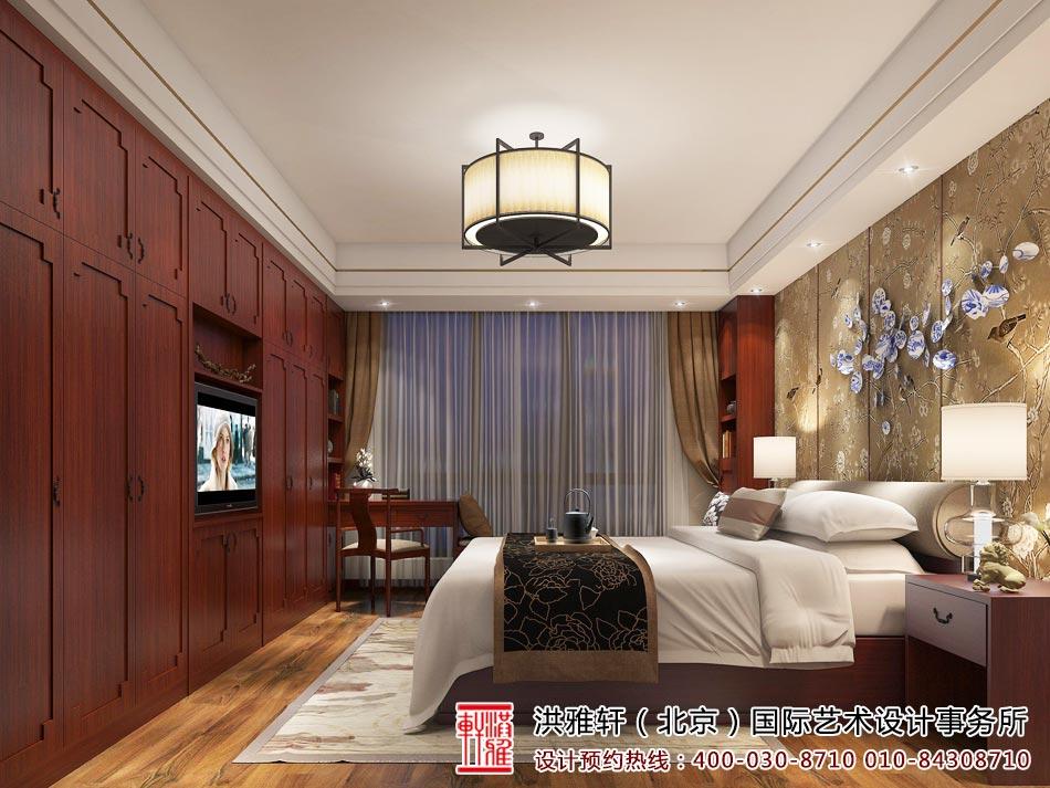 卧室中式装修图6