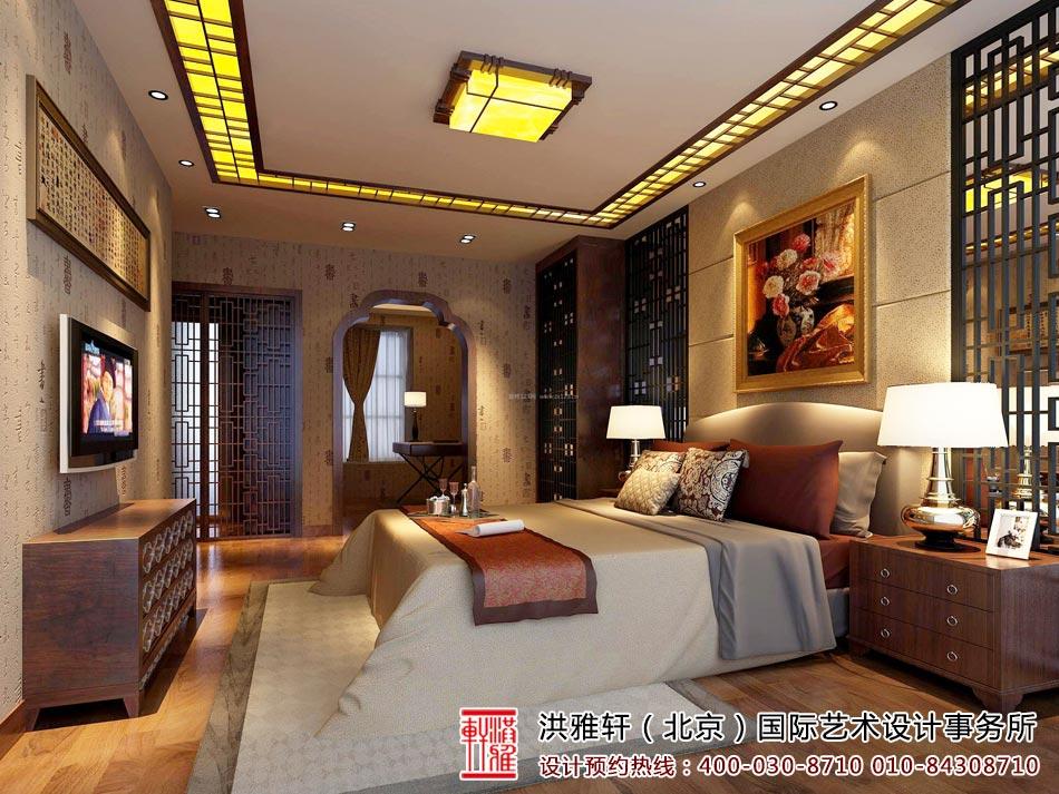 卧室中式装修图8