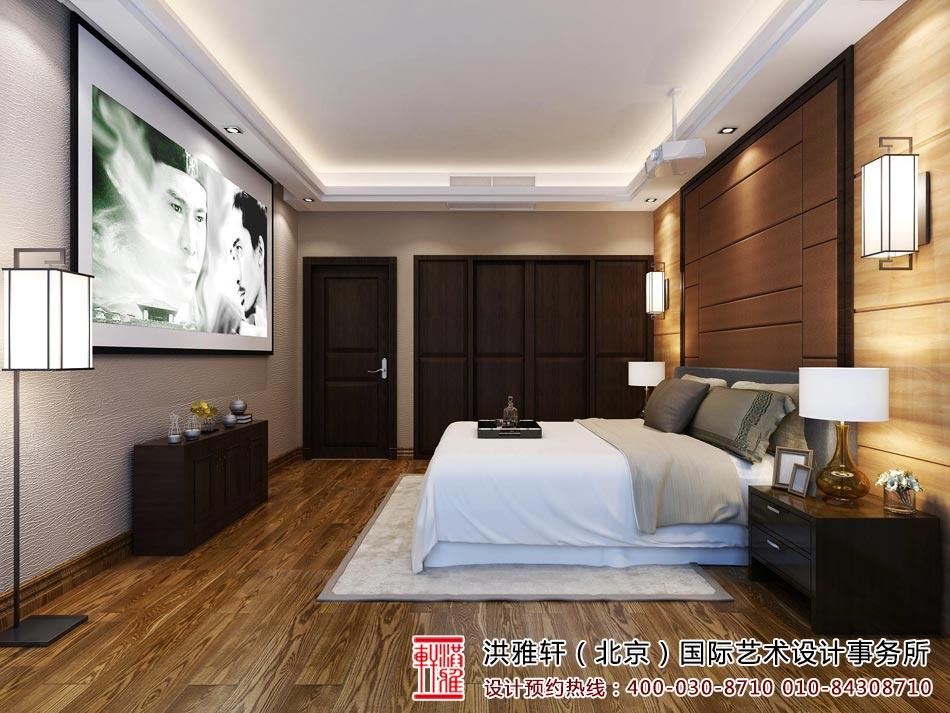卧室中式装修图7