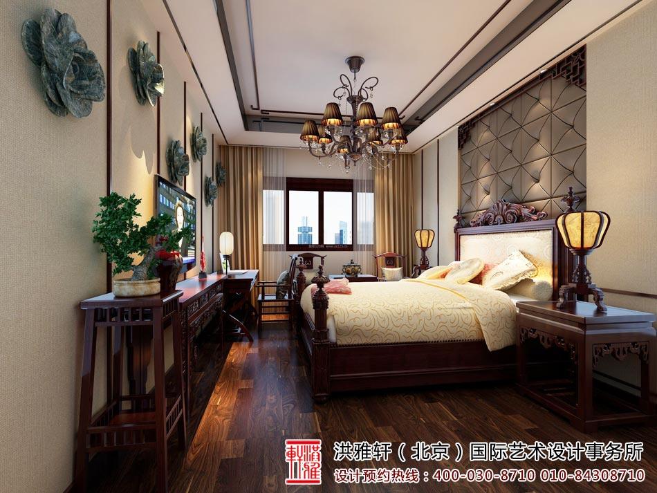 卧室中式装修图9