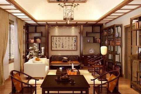 中式餐厅设计及实景图片赏析(二)