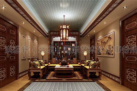 中式装修壁纸优缺点,中式装修壁纸如何贴出美轮美奂
