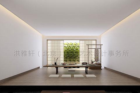 开一间中式茶楼需要多大面积 中式装修茶楼整体场地多大?