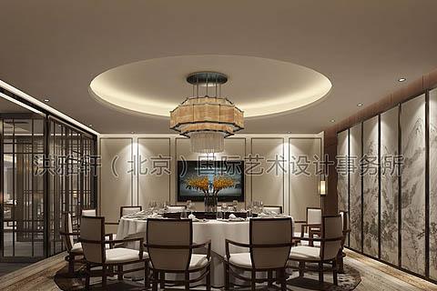 中式茶楼装修整体布局 中式茶楼装修区域细节要点设计