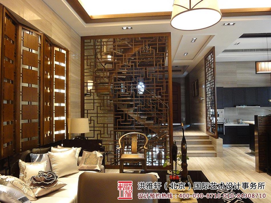 中式客厅装修图3