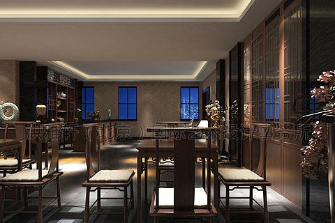 中式茶楼装修设计整体格调 茶楼装修设计时要注意哪些要点?