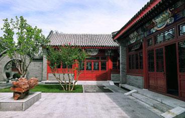 北京大兴自建四合院装修施工案例专题