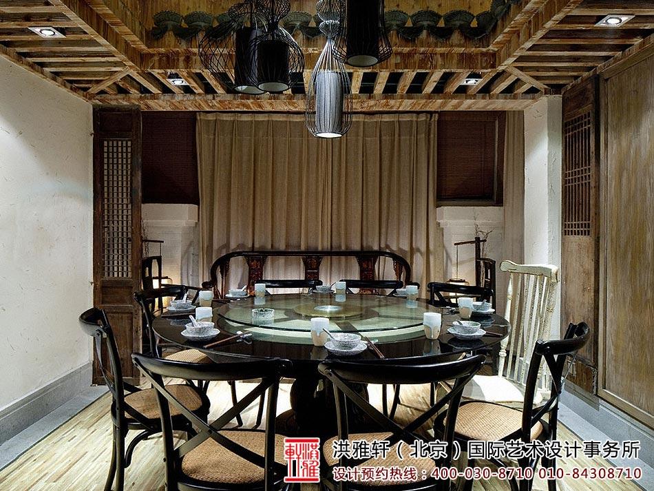 中式风格酒店设计效果图欣赏