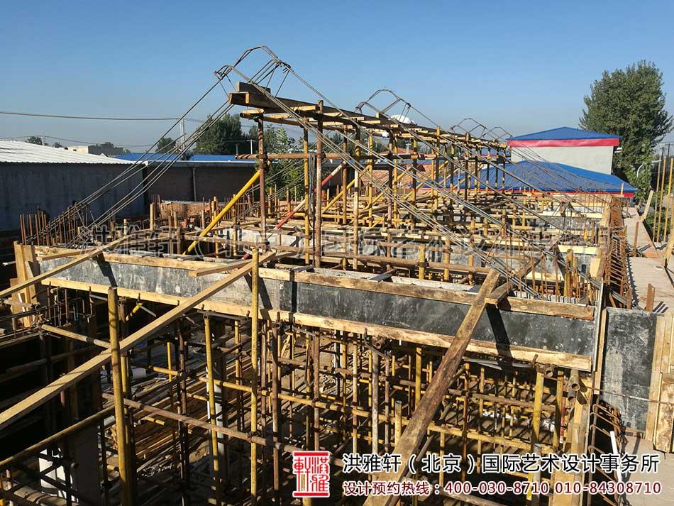 北京大兴老房改造四合院自建施工现场1.jpg