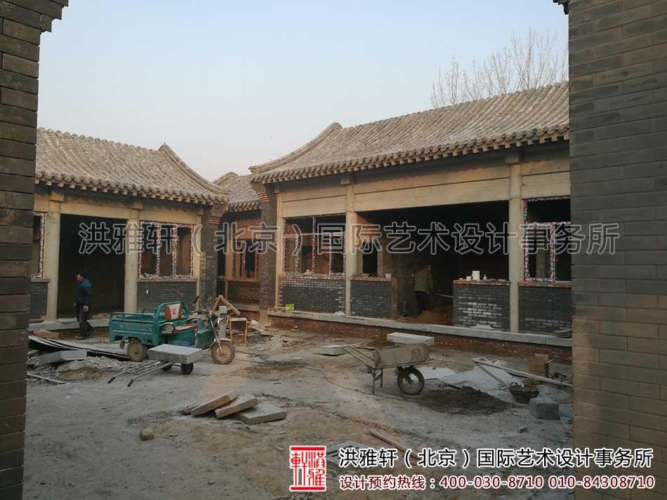 北京大兴老房改造四合院自建施工现场4.jpg