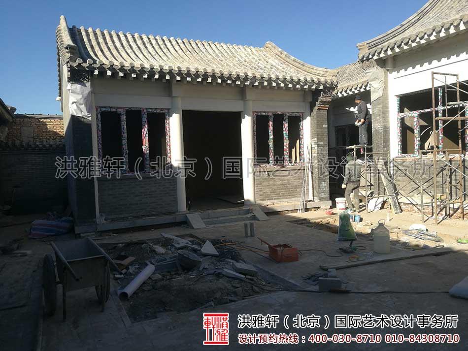 北京大兴老房改造四合院自建施工现场5.jpg