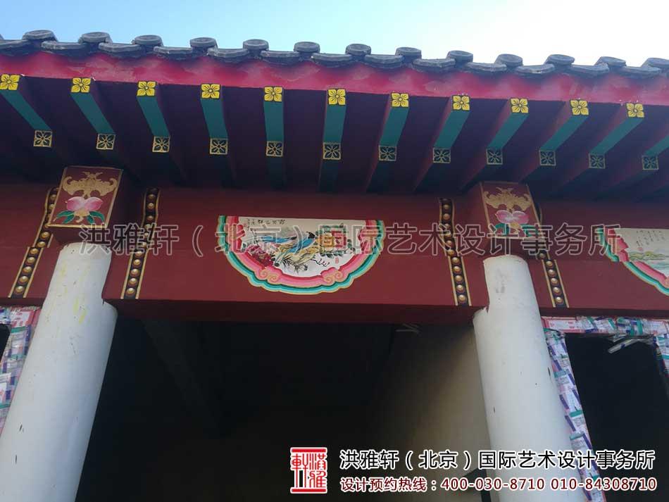 北京大兴老房改造四合院自建施工现场7.jpg