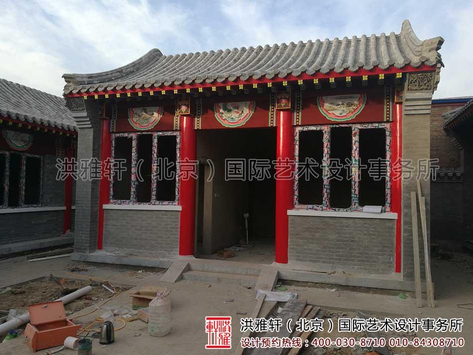 北京大兴老房改造四合院自建施工现场9.jpg