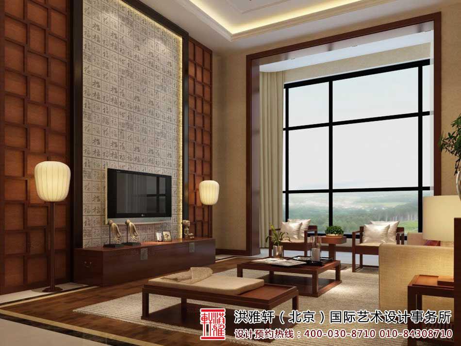 各类大气别致茶室中式装修效果图欣赏(五)