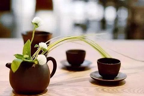 新中式设计展现中式之美,蕴含茶文化以慰芳华