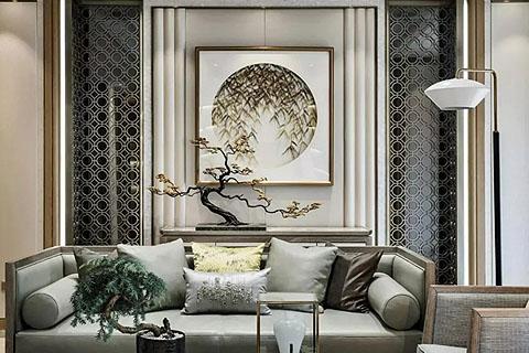 中式文化|中式装修家居客厅,蕴含的厅堂文化