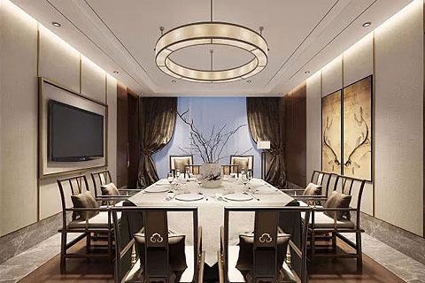 新中式餐厅,属于国人的饮食文化