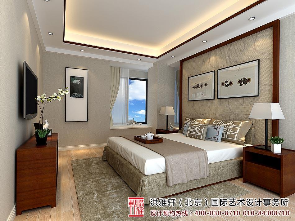 卧室中式装修图1