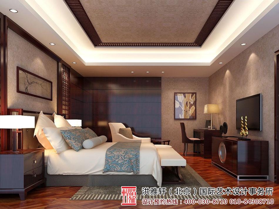 卧室中式装修图4
