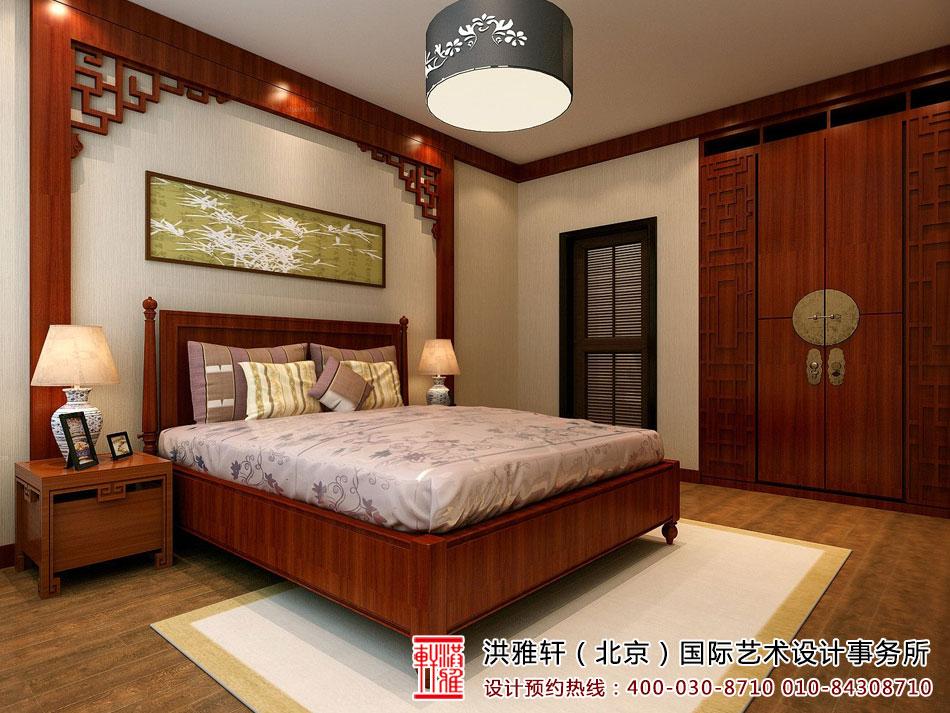卧室中式装修图5