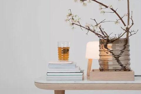 插花艺术配上新中式家装设计让家更美!