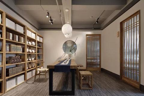 茶楼中式设计|艺术与哲思在这片返璞归真的天地中静默交融